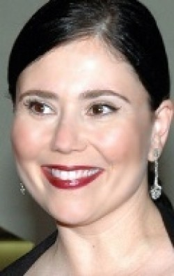 Full Alex Borstein filmography who acted in the animated movie Family Guy Presents: It's a Trap.
