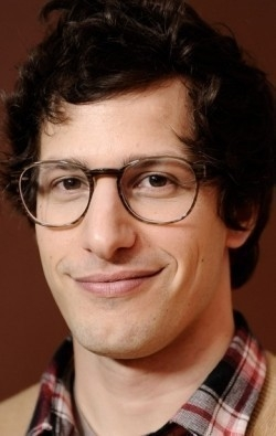 Full Andy Samberg filmography who acted in the animated movie Hotel Transylvania.