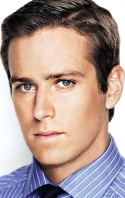 Full Armie Hammer filmography who acted in the animated movie Cars 3.