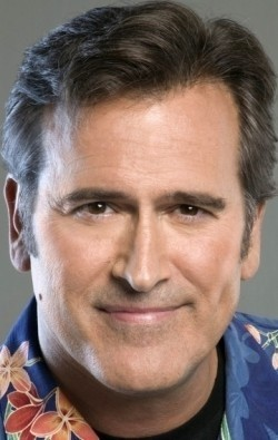 Full Bruce Campbell filmography who acted in the animated movie Cloudy with a Chance of Meatballs.
