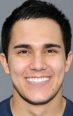 Full Carlos PenaVega filmography who acted in the animated movie Pixies.