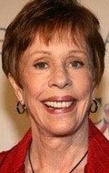 Full Carol Burnett filmography who acted in the animated movie The Muppets Celebrate Jim Henson.