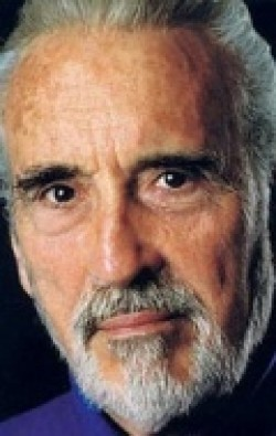 Full Christopher Lee filmography who acted in the animated movie Extraordinary Tales.