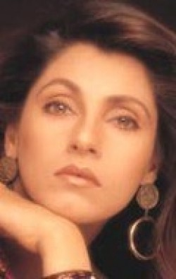 Full Dimple Kapadia filmography who acted in the animated movie Jumbo.