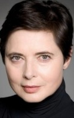 Full Isabella Rossellini filmography who acted in the animated movie Incredibles 2.
