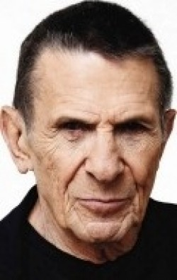 Full Leonard Nimoy filmography who acted in the animated movie Invasion America.