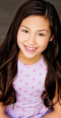 Full Maleah Nipay-Padilla filmography who acted in the animated movie The Good Dinosaur.