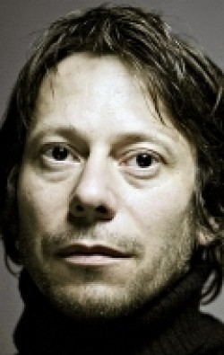 Full Mathieu Amalric filmography who acted in the animated movie Le chat du rabbin.