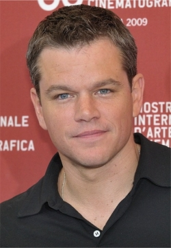 Full Matt Damon filmography who acted in the animated movie Titan A.E..