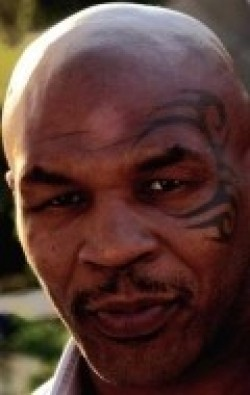 Full Mike Tyson filmography who acted in the animated movie Mike Tyson Mysteries.
