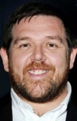 Full Nick Frost filmography who acted in the animated movie Happy Family.