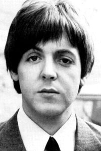 Full Paul McCartney filmography who acted in the animated movie Tuesday.