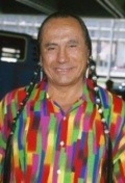 Full Russell Means filmography who acted in the animated movie Pocahontas.