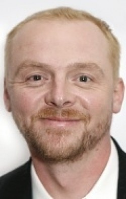 Full Simon Pegg filmography who acted in the animated movie Ice Age: Dawn of the Dinosaurs.