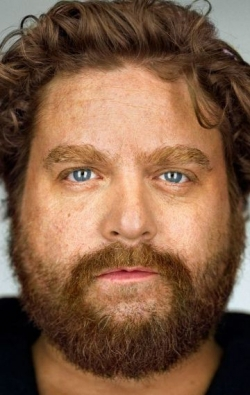 Full Zach Galifianakis filmography who acted in the animated movie G-Force.