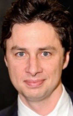 Full Zach Braff filmography who acted in the animated movie Chicken Little.