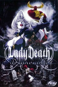 Lady Death is similar to Helen Keller.