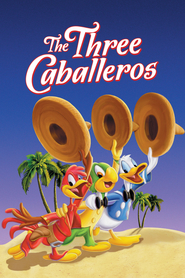The Three Caballeros is similar to A Goofy Movie.