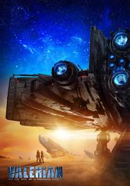 Best movie Valerian and the City of a Thousand Planets images, cast and synopsis.