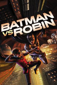 Batman vs. Robin is similar to Iron Man & Hulk: Heroes United.