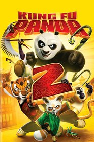 Kung Fu Panda 2 is similar to Courage the Cowardly Dog.