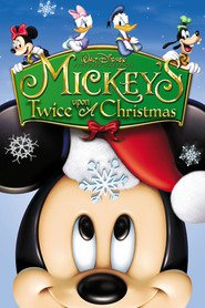 Mickey's Twice Upon a Christmas is similar to Raven Tales: Bald Eagle.