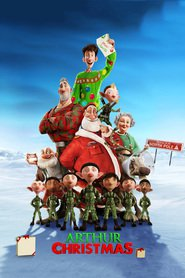 Arthur Christmas is similar to Max Steel: Endangered Species.