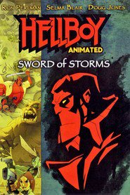Hellboy Animated: Sword of Storms is similar to Blue's Big Treasure Hunt.