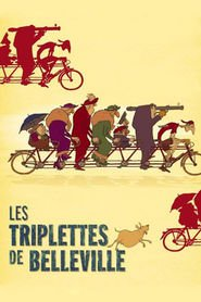 Les triplettes de Belleville is similar to Slugterra.