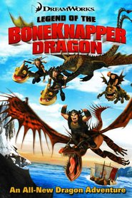 Legend of the Boneknapper Dragon is similar to The Last: Naruto the Movie.
