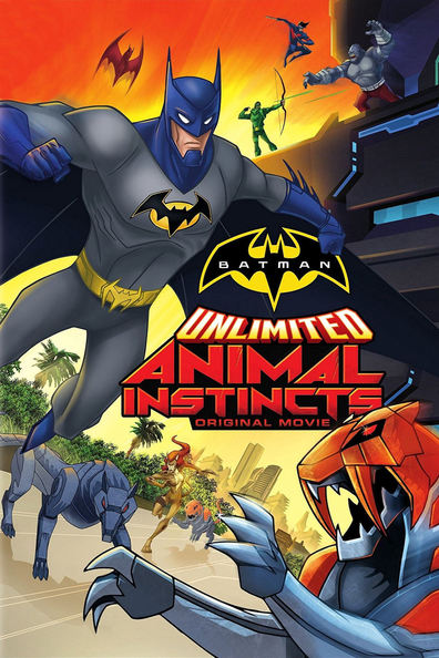 Batman Unlimited: Animal Instincts cast, synopsis, trailer and photos.