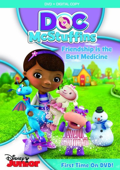 Animated movie Doc McStuffins poster