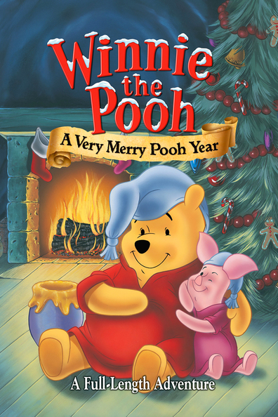 Winnie the Pooh: A Very Merry Pooh Year cast, synopsis, trailer and photos.