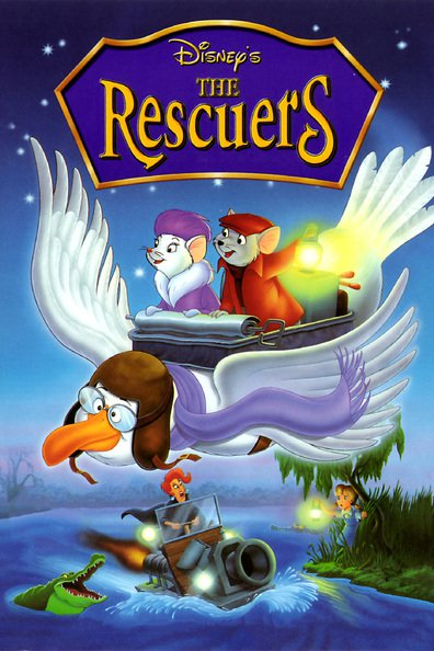 The Rescuers cast, synopsis, trailer and photos.