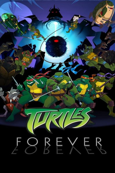 Turtles Forever cast, synopsis, trailer and photos.