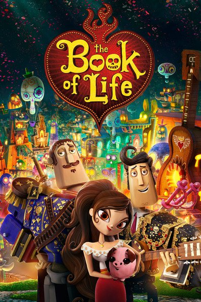 The Book of Life cast, synopsis, trailer and photos.