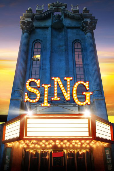 Sing cast, synopsis, trailer and photos.