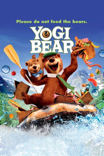 Animated movie Yogi Bear poster
