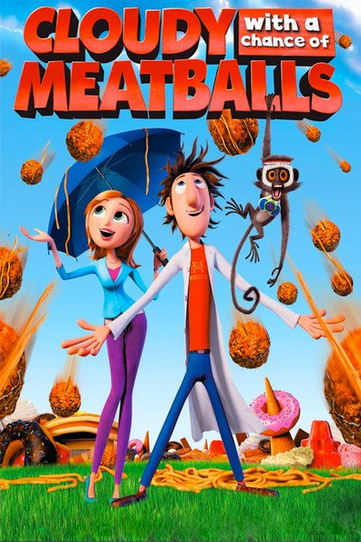 Cloudy with a Chance of Meatballs cast, synopsis, trailer and photos.
