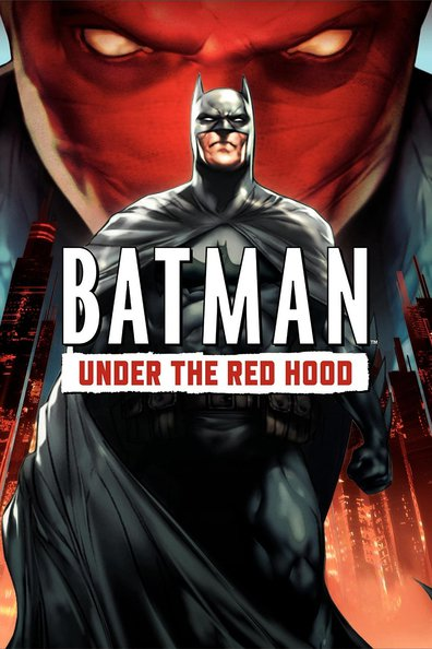 Animated movie Batman: Under the Red Hood poster
