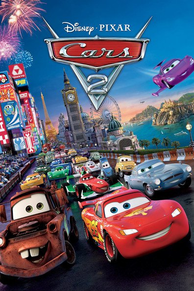 Cars 2 cast, synopsis, trailer and photos.