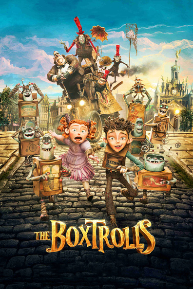 The Boxtrolls cast, synopsis, trailer and photos.