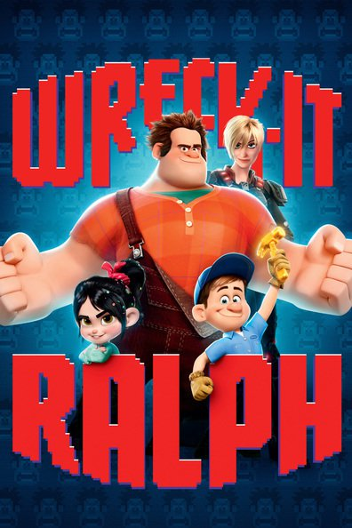 Wreck-It Ralph cast, synopsis, trailer and photos.