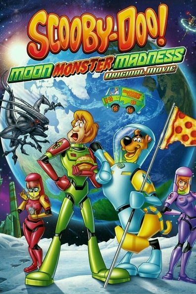 Scooby-Doo! Moon Monster Madness cast, synopsis, trailer and photos.