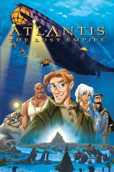 Atlantis: The Lost Empire cast, synopsis, trailer and photos.