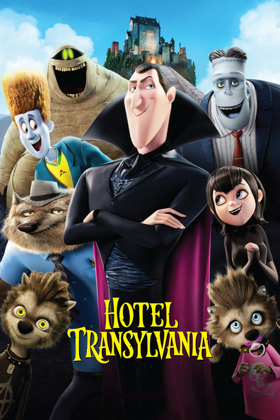 Hotel Transylvania cast, synopsis, trailer and photos.