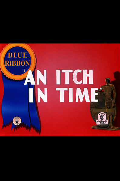 Animated movie An Itch in Time poster