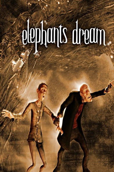 Elephants Dream cast, synopsis, trailer and photos.