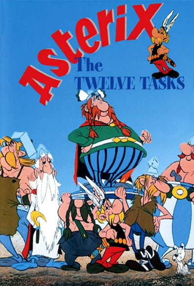 Les douze travaux d'Asterix cast, synopsis, trailer and photos.