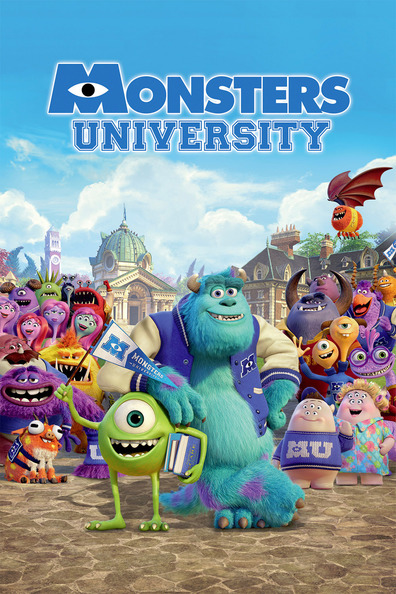 Monsters University cast, synopsis, trailer and photos.